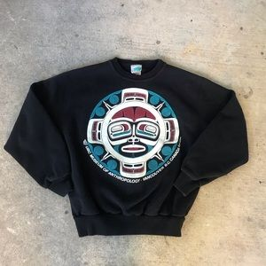 Vintage UBC Museum Of Anthropology Sweater